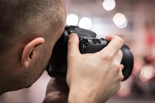 プロノカメラマン